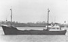 1971 to 1981 - MAY MITCHELL - Cargo - 376GRT/435DWT - 46.0 x 7.5 - 1950 Scheeps Gebr Sander, Delfzijl, No.185 as REMA (1950-63) - LERWICK (1963-68), CORBIERE (1968-71) - 1981 MANUYA I - 02/85 broken up at Marin.
