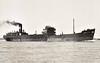 1946 to 1967 - HUDSON STRAIT - Cargo - 3105GRT/4465DWT - 102.7 x 13.6 - 1946 Ailsa Shipbuilding Co., Troon, No.461 - 1967 CARMELINA - 08/75 broken up at Vado Ligure.