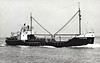 1946 to 1962 - HULLGATE - Cargo - 410GRT/400DWT - 45.2 x 8.2 - 1944 Goole Shipbuilders, No.431 as EMPIRE FACET (1944-46) - 1962 AGIOS NEKTARIOS - 18/03/63 fire off Patras, Piraeus for Trieste with cotton.