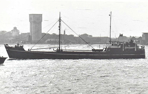 HULL GATES SHIPPING  CO., Hull