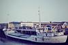 1979 to 1992 - REINS - Cargo - 499GRT/801DWT - 57.8 x 9.1 - 1966 Scheeps Voorwarts, Martenshoek, No.192 as CLAUDIA (1966-76) - REINA (1976-79) - 1992 RENA - 24/02/97 sank en route from Puerto Limon to San Andres Bay with sand & gravel - Wisbech, 01/83.