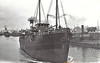 1929 to 1939 - SOUND FISHER - Cargo - 501GRT - 43.4 x 8.0 - 1919 Ardrossan Dockyard Co., No.302 as INDEPENDANCE (1919-21) - MAVIS (1921-29) - 1939 GUARAREMA - 04/03/49 sunk in collision in Santos Harbour, Brazil.