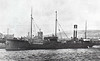 1914 to 1943 - CLAPHAM - Cargo - 763GRT - 61.1 x 9.3 - 1901 McKnight & Co., Ayr, No.63 as VILLE D'EU (1901-14) - 23/07/43 sunk in collision with LORD WAKEFIELD (GBR/33/Trawler) 3.75nm  south of St Ann's Head, Cardiff - Belfast with coal.
