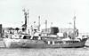 1984 to 1986 - ULLA BALLING - Cargo - 252GRT/515DWT - 42.7 x 8.3 - 1961 Svendbirg Skibs, No.99 as JOHAN CHRISTENSEN (1961-1971) - 1971 converted to chemical tanker, renamed ULLA BALLING, 1980 converted to cargo, 1986 SEVEN SEAS TRADER, ???? FALMOUTH BAY, ???? SEA TRADE, 1999 ALEXA A II (VCT) - still trading.