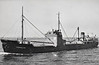1952 to 1960 - YEWGLEN - Cargo - 1018GRT/1350DWT - 67.4 x 10.8 - 1952 J Lamont & Co., Port Glasgow, No.372 - 29/02/60 wrecked on Bednall Point, London for Leith with cement.
