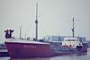 1970 to 1982 - WHITONIA - Tanker - 423GRT/691DWT - 55.6 x 8.4 - 1965 Schiffs Bayerische, Erlenbach, No.983 as AXEL (1965-70) - 1982 DAYSTREAM - still trading - seen here at Goole in 06/82.