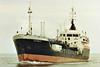 1988 to 1994 - WHITDALE - Tanker - 918GRT/1435DWT - 69.8 x 10.0 - 1970 Appledore Shipbuilders, No.72 as CORDENE (1970-75) - PASS OF CHISHOLM (1975-84), DANAE (1984-88) - 1994 DOVERIAN, 1996 VASTSJO, 2006 SPINDELERO (DOM) - still trading.