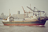 1974 to 1992 - SALRIX - Cargo - 598GRT/1176DWT - 65.2 x 9.8 - 1965 Scheeps Bodewes, Hoogezand, No.129 as OWENRO (1965-74) - 92 ADBOULLAH F, 96 AL FADEL LELAH, 1999 WAEL II - 07/05/01 sank 100km east of Crete, Alexandria for Kiato with cement - Tilbury, outward bound in ballast, 06/85.