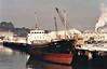 1974 to 1992 - SALRIX - Cargo - 598GRT/1176DWT - 65.2 x 9.8 - 1965 Scheeps Bodewes, Hoogezand, No.129 as OWENRO (1965-74) - 92 ADBOULLAH F, 96 AL FADEL LELAH, 1999 WAEL II - 07/05/01 sank 100km east of Crete, Alexandria for Kiato with cement.