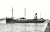 1923 to 1940 - MALRIX - Cargo - 703GRT - 53.4 x 8.8 - 1923 Cochrane & Sons, Selby, No.788 - 17/12/40 sunk by mine off Southend.
