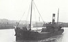 1908 to 1940 - AGNES ELLEN - Cargo - 284GRT - 39.7 x 7.0 - 1908 Scotts Shipbuilders, Bowling, No.212 - 20/03/40 missing on passage Holyhead to Workington.
