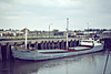 1980 to 1982 - ROCKHAVEN - Cargo - 498GRT/600DWT - 52.9 x 8.2 - 1966 Scheeps Brugeoise, No.42 as ROODEBEEK (1966-69) - LISELOTTE FLINT (1969-72),  TURNBERRY (1972-80) - 1982 STERN, 1986 SEA EAGLE, 1991 ASTRID, 1992 CAMARGUE - 01/94 broken up - Wisbech, 05/81.