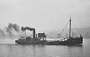 1935 to 1940 - KYLE SKYE - Cargo - 311GRT - 39.7 x 6.9 - 1922 Rennie, Ritchie, Newport & Co., Whiteinch, No.376 as NANCIE THOMAS (1922-35) - 25/10/40 wrecked on the Cleats, Isle of Arran, Campbeltown for Workington in ballast.