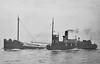 1935 to 1955 - KYLE RHEA - Cargo - 323GRT - 39.7 x 6.9 - 1921 Cran & Somerville, Leith, No.127 as TOD HEAD (1921-35) - 1955 BEN MAYE - 12/64 broken up at Troon.