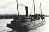 1940 to 1941 - MEG MERRILIES - Cargo - 642GRT - 53.4 x 8.6 - 1921 Yarrow & Co., Scotstoun, No.1460 as ESSONITE (1921-40) - 27/03/41 sunk by aircraft bombs inm south of St Govan's Lightvessel.