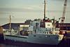 1979 to 1987 - HOOMOSS - Cargo - 400GRT/713DWT - 53.0 x 8.8 - 1969 Scheeps Bodewes, Martenshoek, No.504 as APOLLO II (1969-70) - KOSMOS (1970-79) - 1987 DOMBA, 1988 TORA, 1999 LADY GRACE - 17/11/04 sank between Barbados and Grenada.