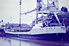 1968 to 1988 - HOOFINCH - Cargo - 332GRT/424DWT - 44.2 x 7.9 - 1964 Drypool Engineering Co., Hull, No.11 as SPRINGFINCH (1964-68) - 1988 COAST RUNNER - 13/03/91 damaged beyond repair by an explosion whilst laid up in Galway Dock, 12/93 broken up at Struthan Quay, Cashla Bay, Eire - Wisbech, unloading soya meal at Tradax, 05/85.