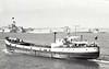 1962 to 1972 - HOOCREEK - Cargo - 209GRT/240DWT - 35.8 x 6.3 - 1928 Scheeps Gideon Koster, Groningen, No.112 as SEINE (1928-35) - RHONE (1935-60), HERB (1960-62) - 1972 TRADE BREEZE - 10/76 broken up at Mistley.