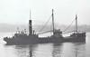 1939 to 1954 - PORTHREPTA - Cargo - 643GRT - 53.4 x 8.6 - 1922 Yarrow Shipbuilders, Scotstoun, No.1461 as KYANITE (1922-39) - 1954 HOLDERNETT - 03/55 broken up at Grays.