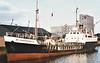 1952 to 1965 - BP TRANSPORTER - Tanker - 813GRT/855DWT - 61.7 x 9.4 - 1945 AJ Inglis & Co., Glasgow, No.1288 as EMPIRE SHETLAND (1945-47) - 1947 ADIB - 06/65 broken up at Willebroek.