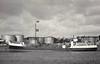 1934 to 1937 - SHELBRIT - Tanker - 460GRT - 48.0 x 8.3 - 1934 George Brown & Co., Greenock, No.186 - 1937 SHELBRIT 3, 1954 VICTORIA - 07/09/63 sank off Derveni, Gulf of Corinth.