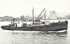 1921 to 1968 - PANDO - Tanker - 309GRT - 38.1 x 7.8 - 1921 J Samuel White & Co., Cowes, No.1557 - 1968 broken up at Grays.