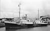 1952 to 1966 - SHELL DRILLER - Tanker - 947GRT/1043DWT - 1946 J Laing & Co., Deptford Yard, No.773 as EMPIRE TEDILLA (1946-47) - FORSKALIA (1947-49), DANESDALE H (1949-52) - 08/66 broken up at Faslane.