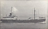 1952 to 1964 - BP REFINER - Tanker - 797GRT/835DWT - 61.6 x 9.4 - 1944 Grangemouth Dockyard Co., No.460 as EMPIRE DRURY (1944-47) - SHELBRIT 6 (1947-52) - 1964 COSINA - 06/73 broken up at Palermo.