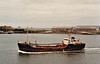 1964 to 1992 - SAND GULL - Sand Suction Dredger - 534GRT - 53.0 x 9.3 - 1964 J Bolson & Son, Poole, No.549 - 14/08/92 sank off Shanklin, IOW, 10/92 broken up at Marchwood.