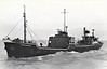 1948 to 1968 - BROADHURST - Cargo - 1171GRT/1510DWT - 68.6 x 10.5 - 1948 Grangemouth dockyard Co., No.482 - 10/68 broken up at Blyth.