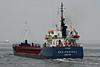 2004 to DATE - SEA KESTREL - Cargo - 1382GRT/2225DWT - 77.7 x 11.8 - 1993 Yorkshire Drydock Co., Hull, No.328 as HOO KESTEL (1993-2003) - UNION SAPPHIRE (2003-04) - still trading - Terneuzen, outward bound from Gent, 19/06/12