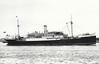 1938 to 1958 - BALTAVIA - Pass/Cargo - 2461GRT - 90.2 x 14.0 - 1924 Gotaverken, No.377 as CITY OF PANAMA (1924-31) - SANTA CATALINA (1931-1935), CHIMU (1935-38) - 1958 SHUN SHING - 06/64 broken up in Hong Kong.