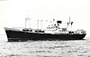 1950 to 1968 - BALTROVER - Cargo - 2167GRT/3260DWT - 106.6 x 15.5 - 1949 Fredrikstad MV, No.325 as MARTENSEN (1949-50) - 1968 ANGELOS P, 1974 ANGEL BELL - 18/02/76 fire whilst under tow 100nm northeast of Muscat, Dubai for Karachi with general cargo.