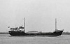 1960 to 1972 - BURTONIA - Cargo - 500GRT/680DWT - 54.4 x 8.7 - 1960 Scheeps Boot, alphen, No.1260 - 30/11/72 capsized and sank 8nm off Southwold, Gunness for Ghent with lead concentrates.