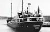 1958 to 1964 - TRENTONIA - Cargo - 459GRT/580DWT - 49.5 x 8.2 - 1951 Scheeps Unie, Groningen, No.251 as ALJA (1951-58) - 1964 TRENTONIA II, 1966 CHALYPS, 1976 STELLA E - 1998 deleted from Lloyd's Register, existence in doubt.