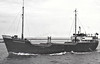 1964 to 1966 - TRENTONIA II - Cargo - 459GRT/580DWT - 49.5 x 8.2 - 1951 Scheeps Unie, Groningen, No.251 as ALJA (1951-58) - TRENTONIA (1958-64) - 1966 CHALYPS, 1976 STELLA E - 1998 deleted from Lloyd's Register, existence in doubt.