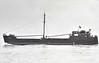 1939 to 1962 - GLADONIA - Cargo - 360GRT - 43.9 x 7.5 - 1939 Goole Shipbuilders, No.345 - 1962 MEIKE, 1963 lengthened to 49.8m, 420GRT, 1968 WALKA, 1976 KIMBO, 1978 WALKA - 1980 sank.