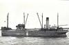 1935 to 1959 - BIRKER FORCE - Cargo - 954GRT - 61.0 x 9.8 - 1919 Goole Shipbuilders, No.179 as ELLOUGHTON (1919-35) - 01/59 broken up at Blyth.