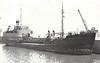 1952 to 1962 - PASS OF DRUMOCHTER - Tanker - 813GRT/855DWT - 61.7 x 8.4 - 1944 AJ Inglis & Co., Pointhouse, No.1286 as EMPIRE BUTE (1944-46) - MILANA (1946-48), RIVOLI (1948-52) - SANTA GIULIA - 1971 broken up at La Spezia.