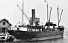 1925 to 1931 - OPAL - Cargo - 573GRT - 50.2 x 8.2 - 1919 John Lewis & Co., Aberdeen, No.68 as RIVER DEE (1919-25) - 40/09/31 sank 3nm southwest of the Longships, Antwerp-Cardiff with maize.