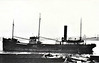 1910 to 1937 - ONYX - Cargo - 592GRT - 53.4 x 8.6 - 1910 Scotts Shipbuilders, Bowling, No.221 - 1937 PORTHMORNA, 1948 SUSSEX ASH - 04/52 broken up at Dunston on Tyne.