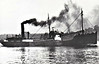 1927 to 1939 - DIAMOND - Cargo - 628GRT - 51.8 x 8.4 - 1927 Burntisland Shipbuilding Co., No.143 - 1939 THORNHILL - 47/04/40 sunk in collision with CIRCE 30m northwest of Guernsey,  Barry for Caen.