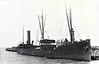 1922 to 1939 - KYANITE - Cargo - 643GRT - 53.4 x 8.6 - 1922 Yarrow Shipbuilders, Scotstoun, No.1461 - 1939 PORTHREPTA, 1954 HOLDERNETT - 03/55 broken up at Grays.
