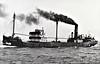 1931 to 1949 - CORUNDUM - Cargo - 929GRT - 61.0 x 9.4 - 1925 John Lewis & Co., Aberdeen, No.80 as BALCOMBE (1925-31) - 1949 HOLDERNAZE - 12/57 broken up at Antwerp..
