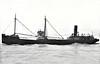 1925 to 1958 - FLUOR - Cargo - 914GRT - 60.7 x 9.9 - 1925 Ailsa Shipbuilding Co., Troon, No.393 - 1958 INCA - 10/73 broken up at San Juan de Nieva.