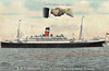 1905 to 1920 - VIRGINIAN - Pass/Cargo - 10754GRT/8450DWT - 158.6 x 18.4 - 1905 Alexander Stephen & Co., Linthouse, No.405 - 1920 DROTTNINGHOLM, 1948 BRASIL, 1951 HOMELAND - 03/55 broken up at Trieste.