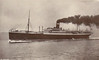 1907 to 1922 - CORSICAN - Pass/Cargo - 11436GRT - 152.5 x 18.7 - 1907 Barclay Curle & Co., Whiteinch, No.467 - 1922 MARVALE - 21/05/23 wrecked on Cape Freels Rock, 20nm west of Cape Race, Montreal for Liverpool.
