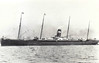 1881 to 1914 - PARISIAN - Passenger - 5395GRT - 1881 Robert Napier & Sons, Govan, No.375 - 01/14 broken up at Genoa.