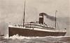 1905 to 1922 - VICTORIAN - Pass/Cargo - 10629GRT - 158.5 x 18.4 - 1905 Workman Clark & Co., Belfast, No.206 - 1922 MARLOCH - 04/29 broken up at Milford Haven.