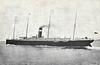 1881 to 1914 - PARISIAN - Passenger - 5395GRT - 1881 Robert Napier & Sons, Govan, No.375 - 01/14 broken up at Genoa - posted 27/05/11.